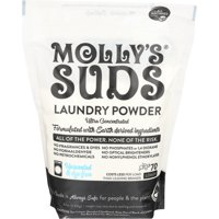 Molly's Suds Laundry Powder 70 Loads - Unscented