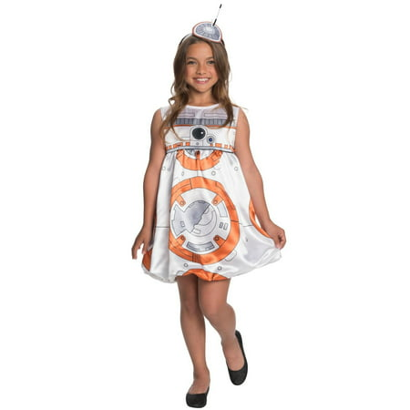 Star Wars: The Force Awakens - BB-8 Child Dress Costume L - Star Wars Kids Dress Up