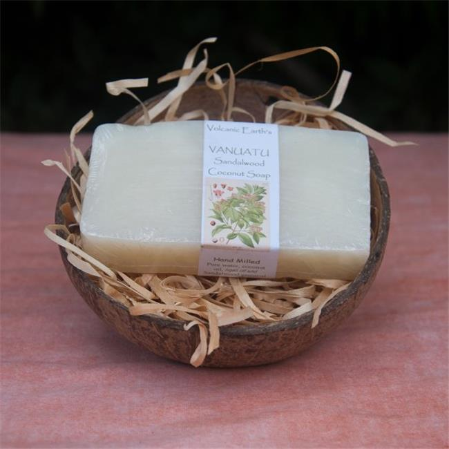 Volcanic Earth CSS 95 g Sandalwood Soap