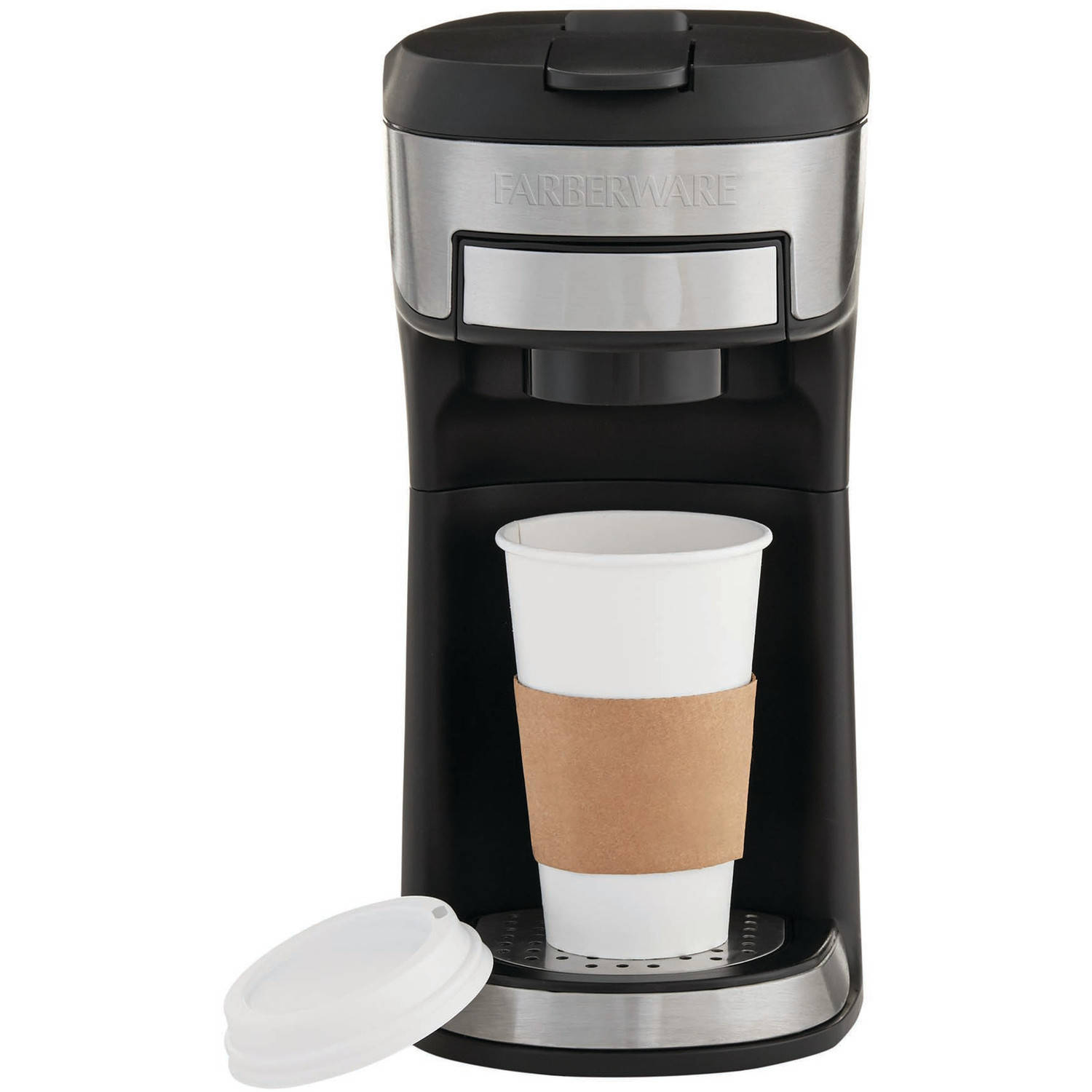 Farberware K Cup Single Serve Coffee Maker Walmart