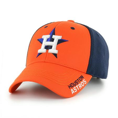 MLB Houston Astros Completion Adjustable Cap/Hat by Fan Favorite
