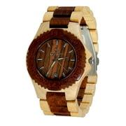 Wooden watch-Wood watch-Handmade wood watch- Wood craft- Wood art -wedding -Anniversary gift - Men's watch- Women's watch - Unisex watch- Personal Message Laser Engraving - Gamma II Series 2