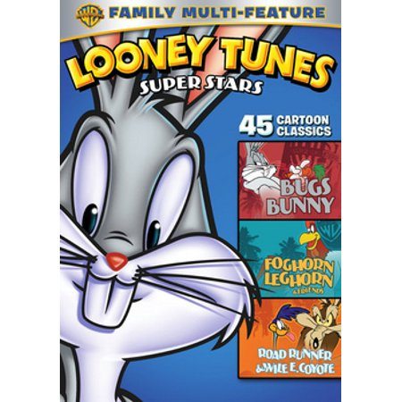 Looney Tunes Super Stars 3-Pack (DVD)
