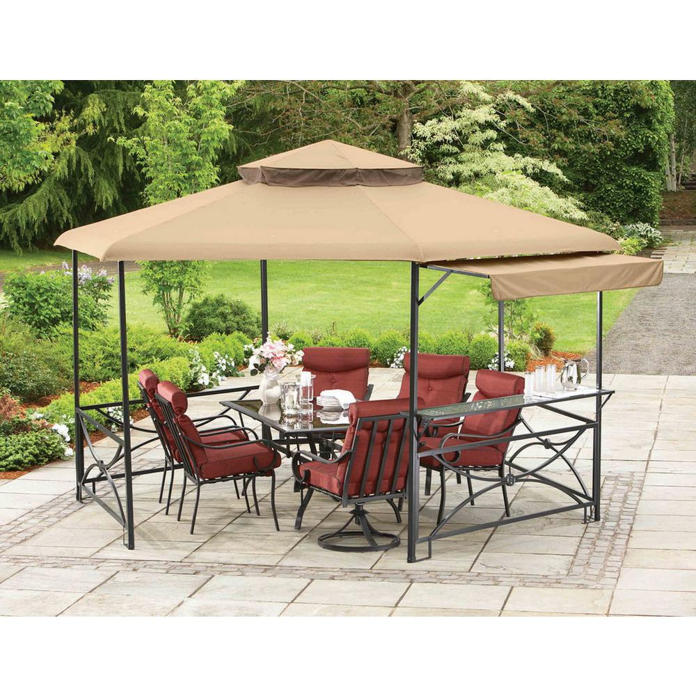 Sunjoy Replacement Canopy set for L-GZ501PST-D Dover Gazebo