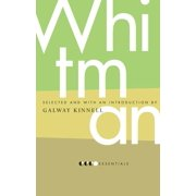 Essential Whitman (Paperback)