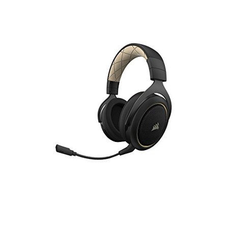CORSAIR HS70 SE Wireless - 7.1 Surround Sound Gaming Headset - Discord Certified Headphones - Special