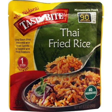 Tasty Bite Thai Fried Rice  8 8 Oz