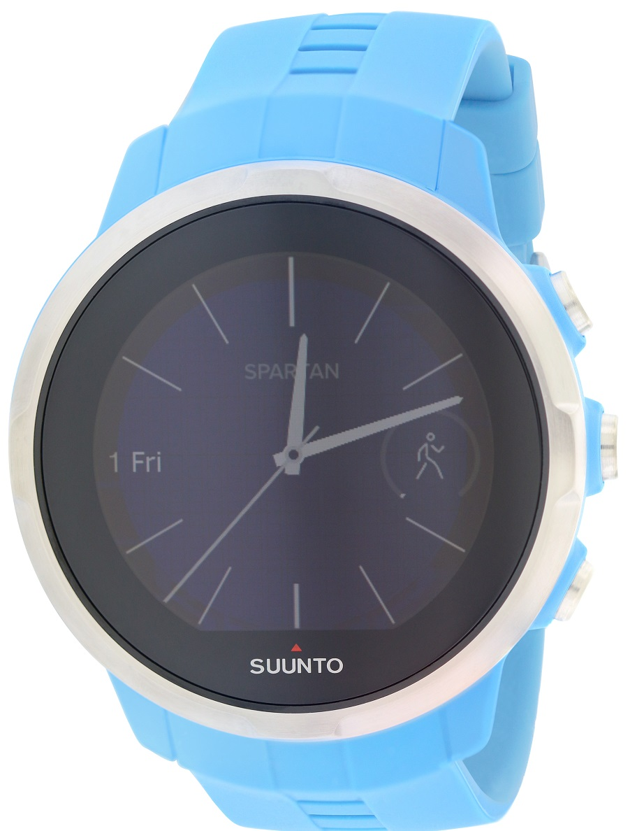Suunto Spartan Smart Sensor Heart Rate Monitor Mens Watch SS022652000 by Suunto