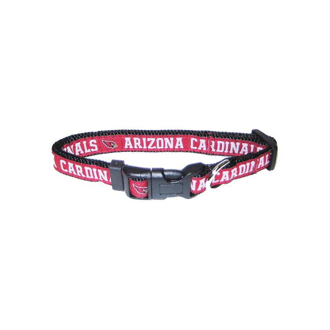 Arizona Cardinals Collar Medium