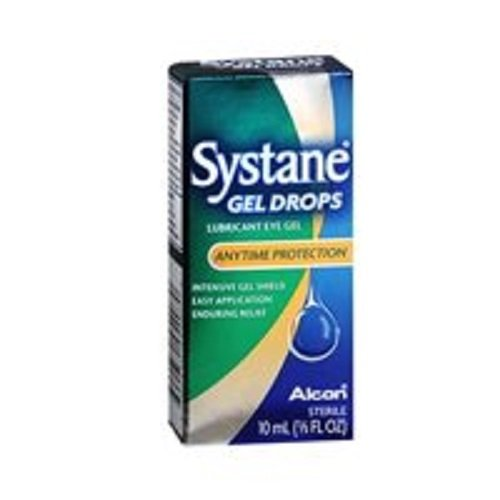 Systane Lubricant Eye Gel Drops, 3 Count