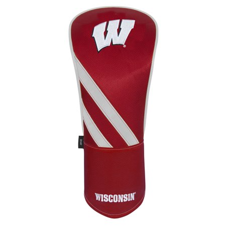 Team Effort Wisconsin Badgers Golf Driver Headcover