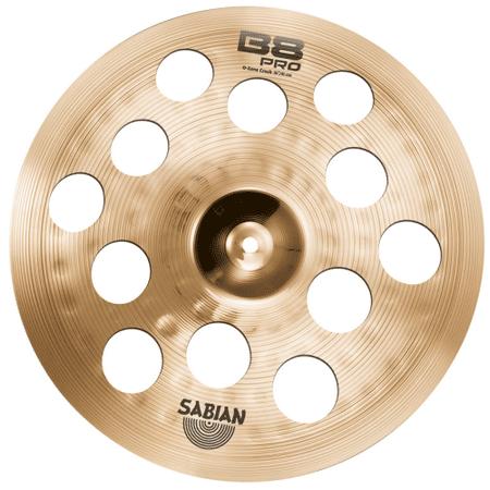 "Sabian B8 Pro 16"" O-Zone Crash Cymbal"