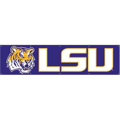 Louisiana State University 2' x 8' Banner