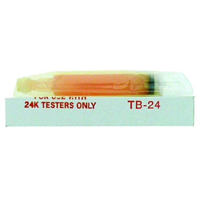 Tri Electronics GEL24 Gold Testing Gel For GXL24 Pro-Pink Color