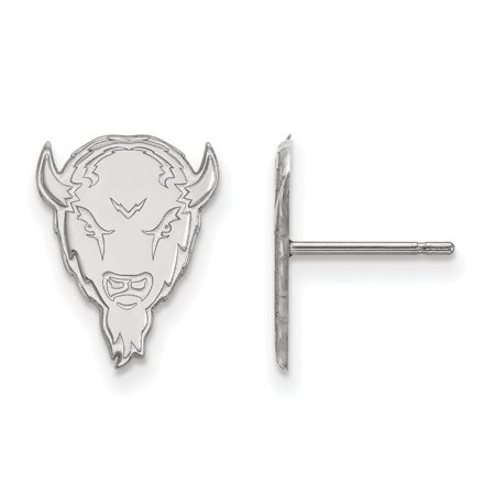 Sterling Silver LogoArt Marshall University Small Post Earrings - image 1 de 1