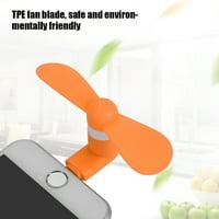 Yosoo Mini Portable Hand Micro USB Small Fan Ultra-quiet USB Fan  For Android OTG Smartphones        , Portable USB Fan, USB Fan For Android