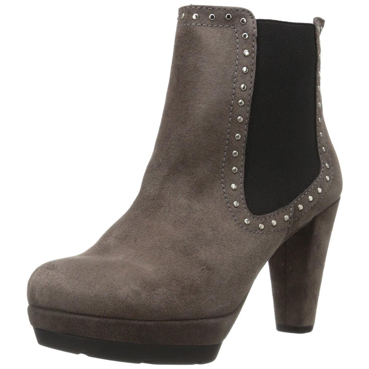 Andre Assous Georgette Womens Asphalt Boots