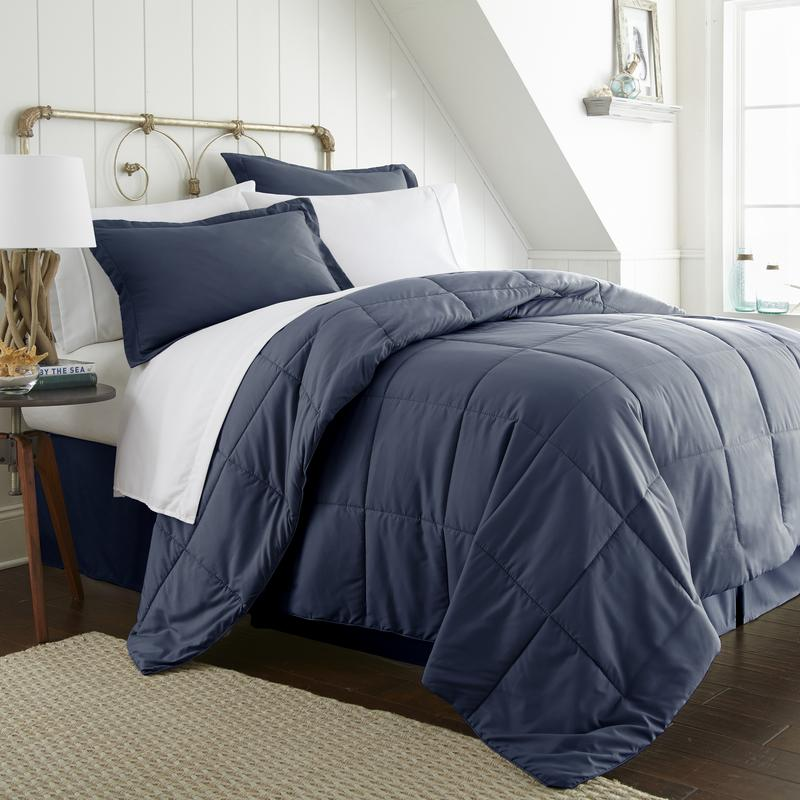 Noble Linens Premium 8 Piece Bed in a Bag