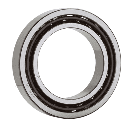 7904CP5 NTN Angular Contact Bearing - 20 mm ID x 37 mm OD x 9 mm W, Open, NEW! (Ntn Wheel Bearing)
