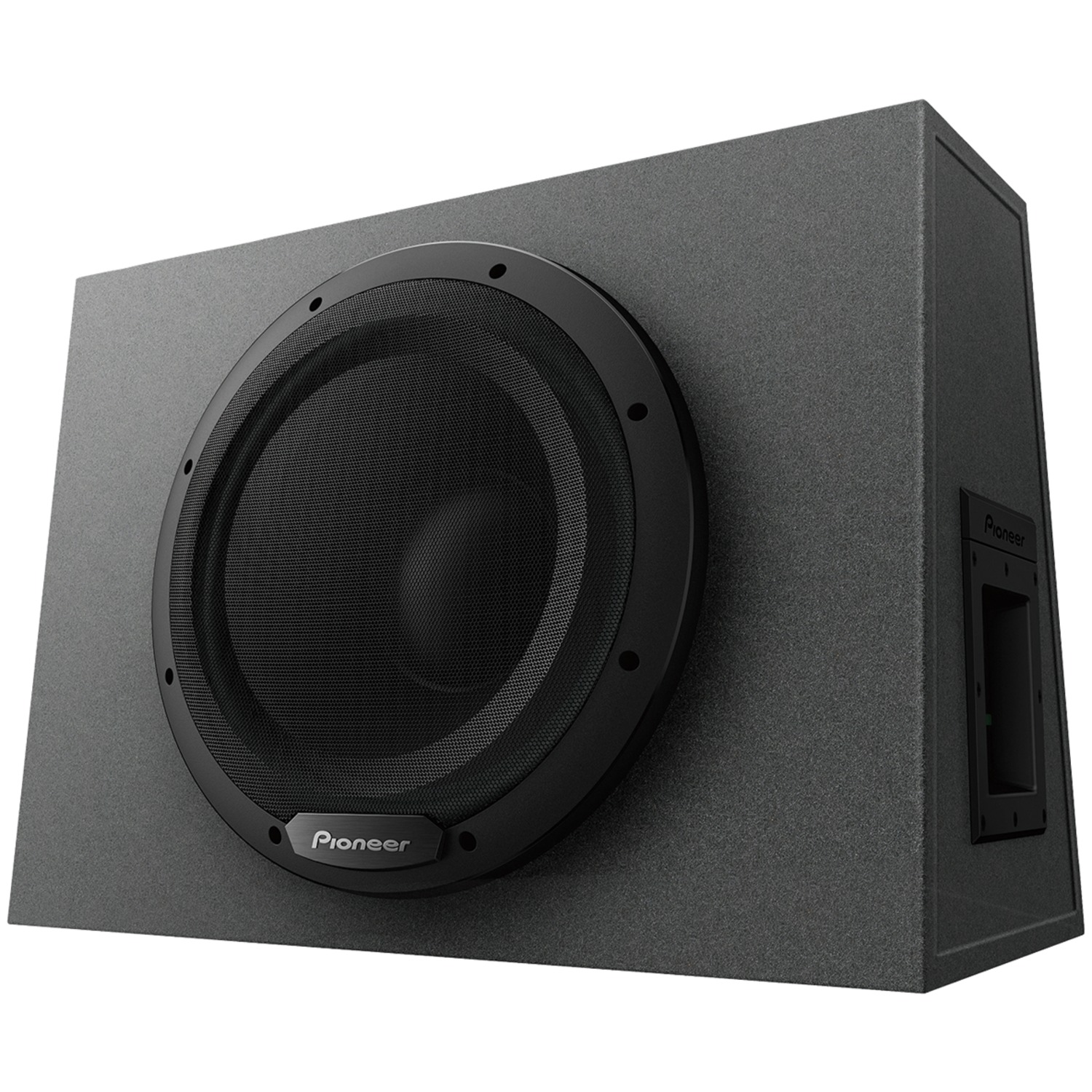"Pioneer TS-WX1210A Sealed 12"" 1,300-Watt Active Subwoofer with Built-in Amp"