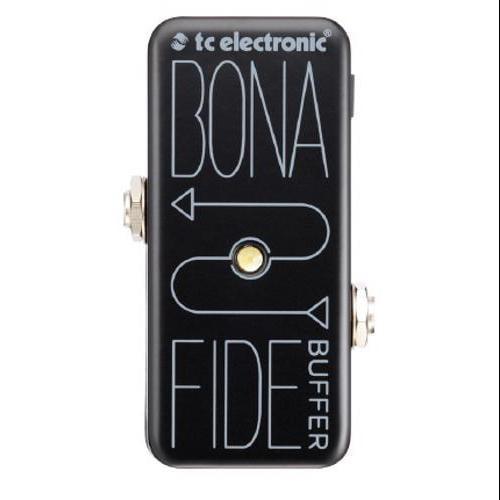 TC Electronic BonaFide Buffer Guitar Effect Pedal by TC Electronics