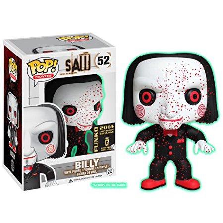 Funko POP! Movies- Saw- Bloody Billy Glow-in-the-Dark POP!