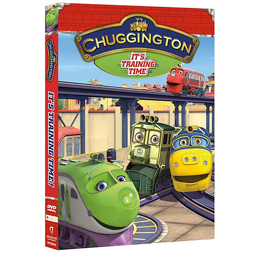 Chuggington: It's Training Time (Widescreen)