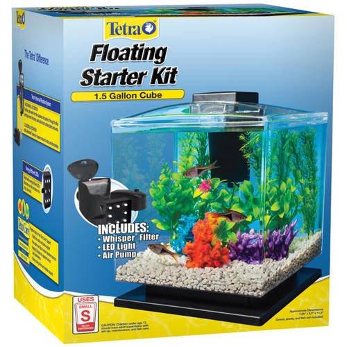 tetra aquarium cube tank 15 gal