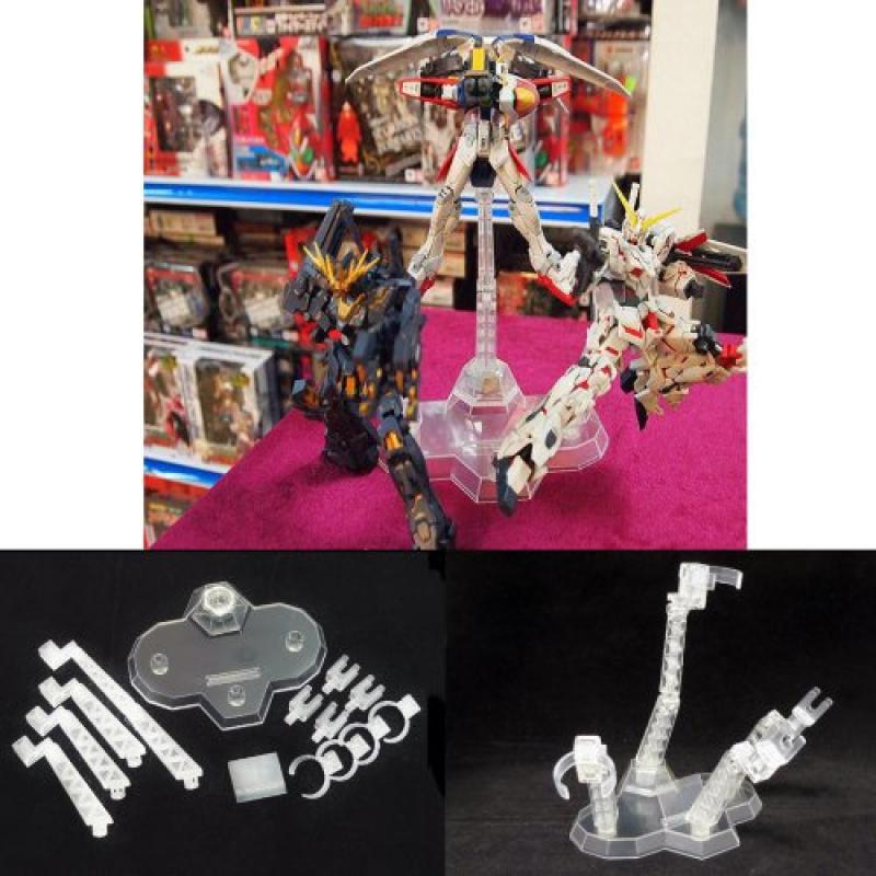 Action Base for 4 Figures   Models SD, 1 100, 1 144 Gundam Model Kit by Unbranded