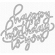 My Favorite Things Die-namics Die-Swirly Birthday