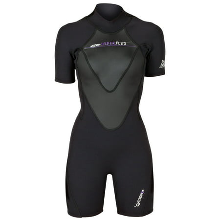 Hyperflex Cyclone 2 Womens 2.5mm Spring Wetsuit (Wetsuit Spring Women)