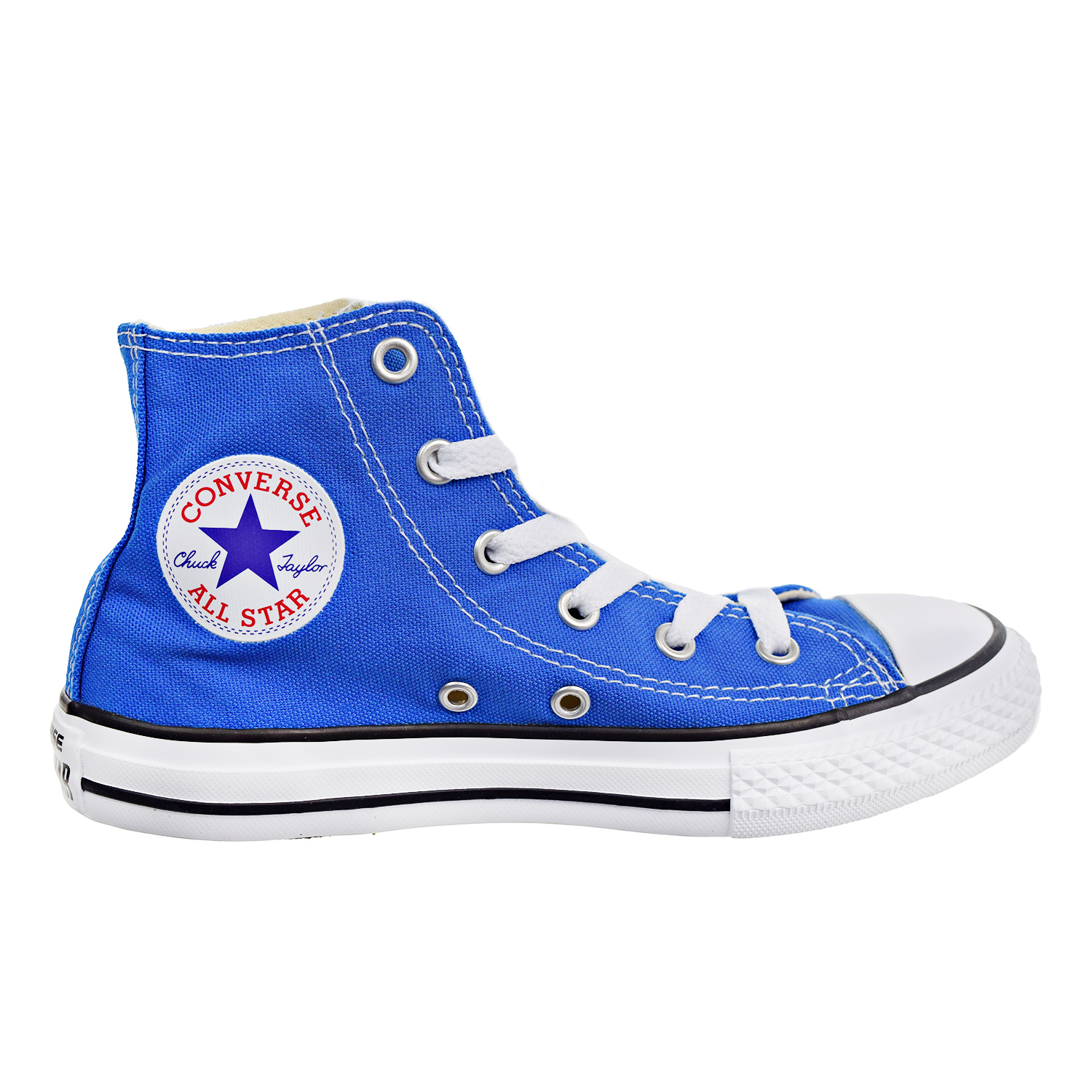 Converse Chuck Taylor All Star Hi Top Preschool Unisex Casual Shoes Soar Blue 355566f by Converse