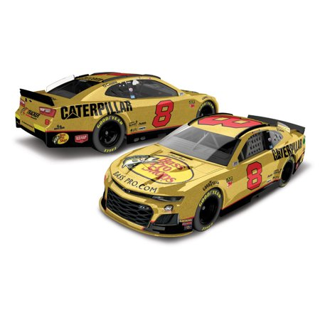 Daniel Hemric Action Racing 2019 #8 Bass Pro Shops/CAT Anniversary 1:64 Regular Paint Die-Cast Chevrolet Camaro ZL1 - No
