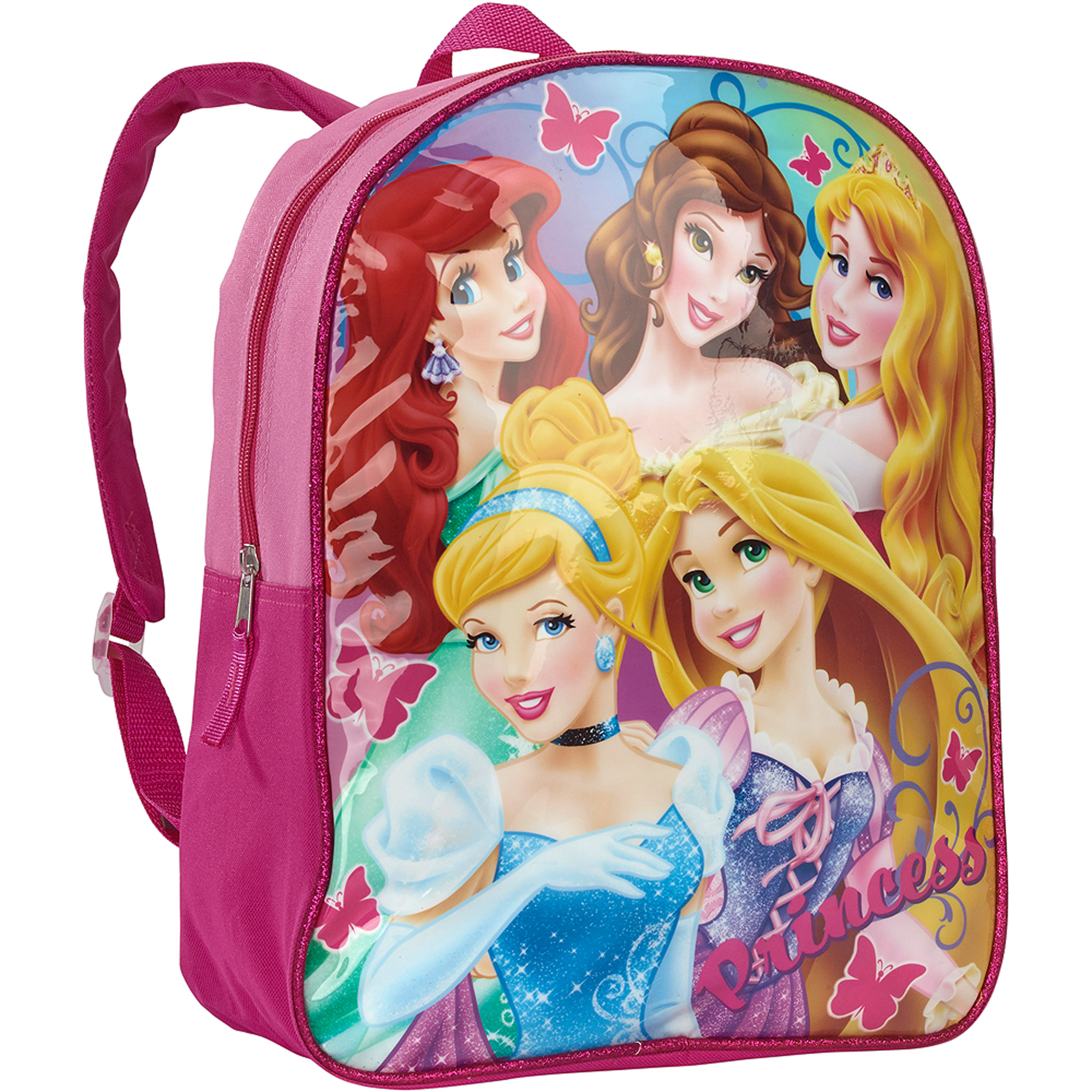 "Disney Princess 15"" Kids Backpack"