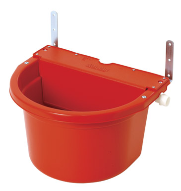 LITTLE GIANT AUTOMATIC WATERER RED 16 QUART
