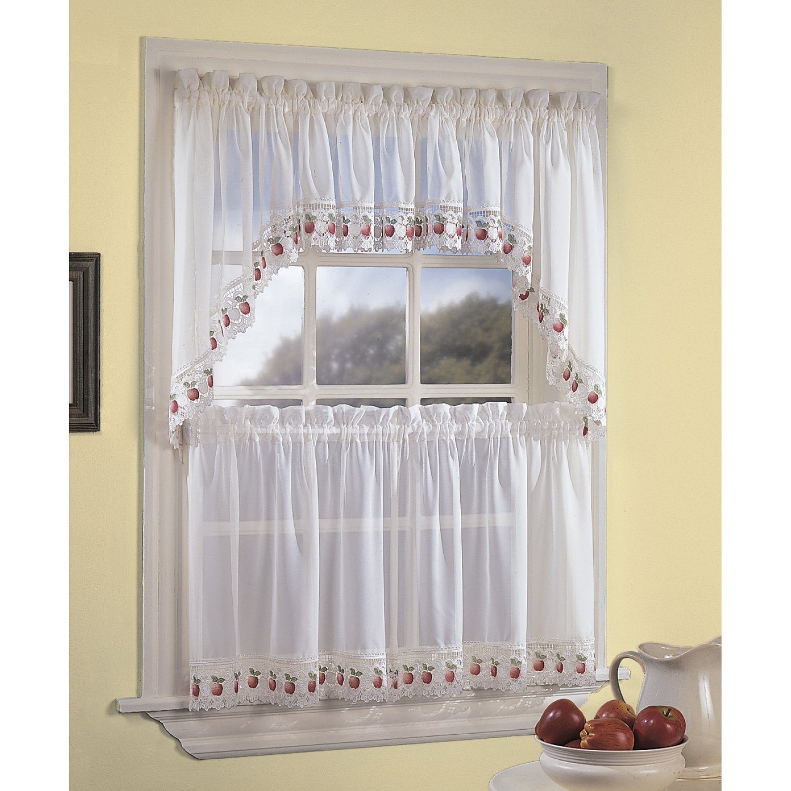 CHF Industries Apple Orchard Tailored Curtains