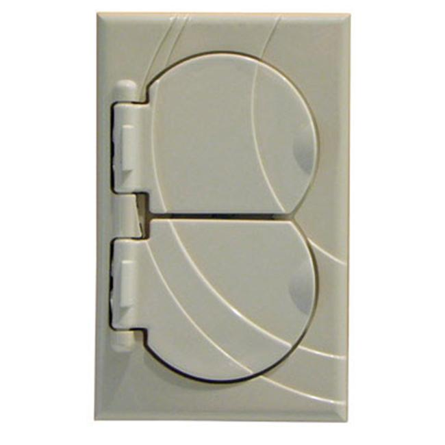 StayConnect Duplex Outlet Cover
