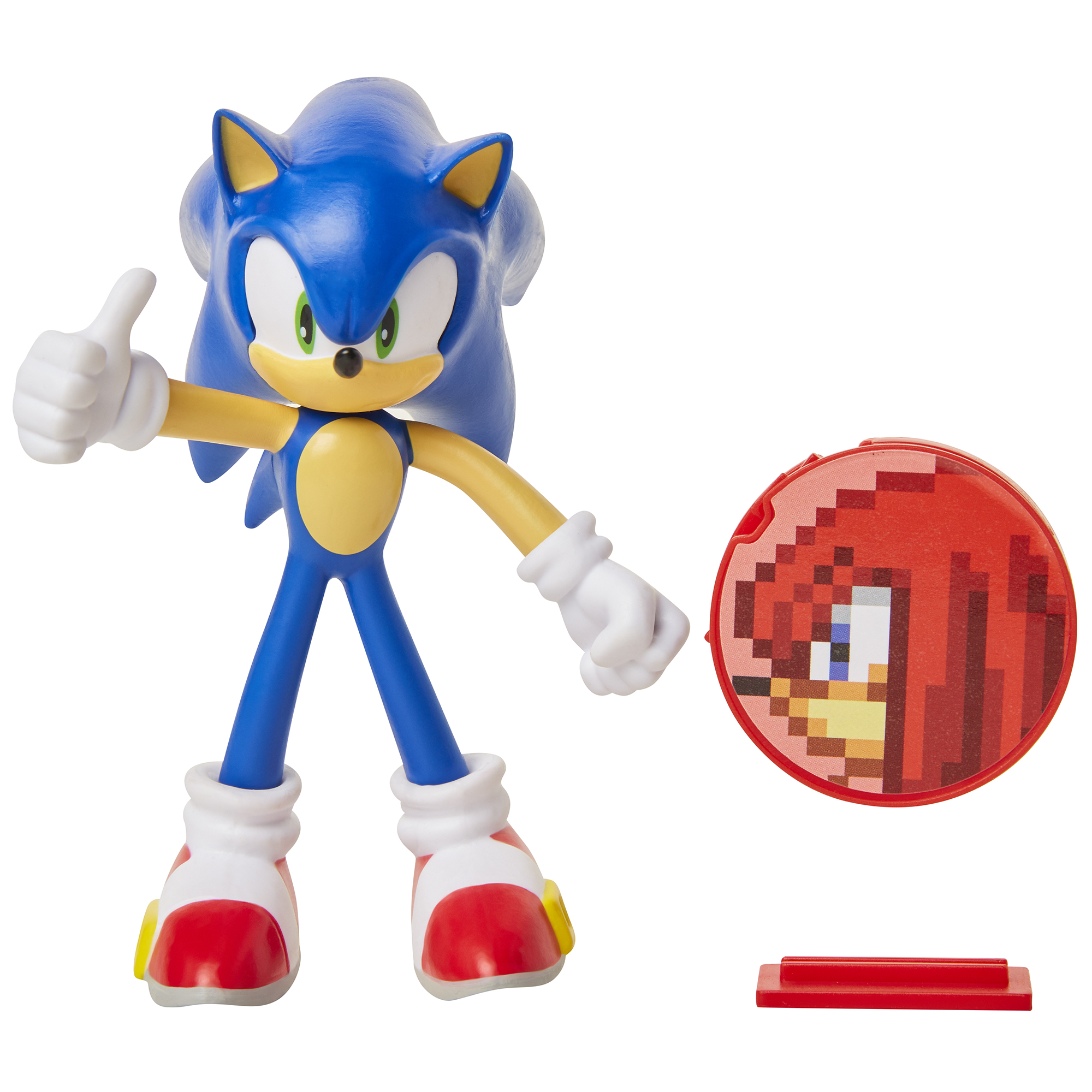Sonic the Hedgehog Classic Action Figure Collectible Customize Sonic Toy Gift