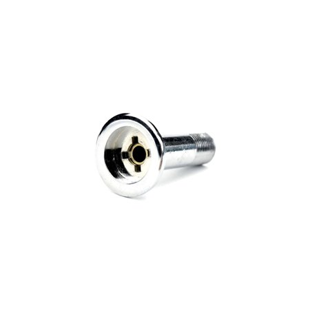 Switch Bezel Nut - MACs Auto Parts  44-391498 - Mustang Headlight Switch Bezel Retaining Nut