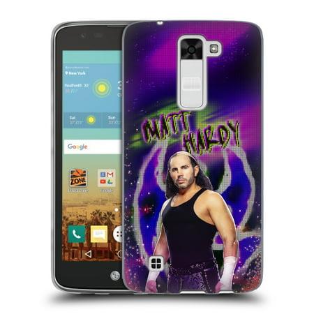 OFFICIAL WWE MATT HARDY SOFT GEL CASE FOR LG PHONES 2