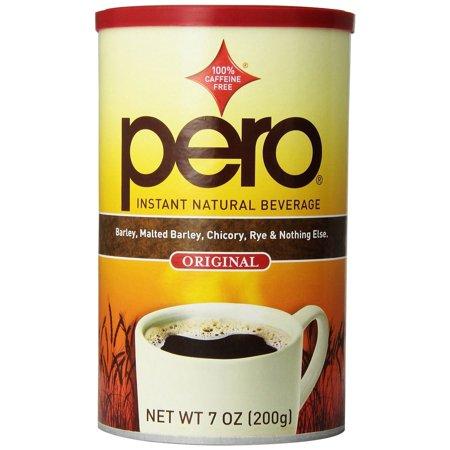 Pero Natural Beverage  Instant  Original  Caffeine Free