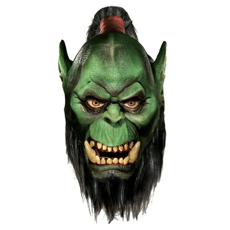 Orc Halloween Masks (World of Warcaft Orc Adult Halloween Latex)