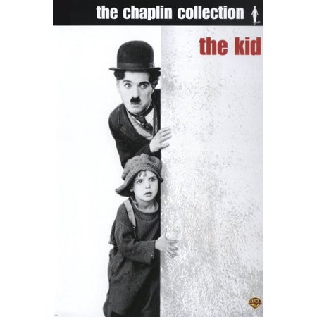 The Kid Charlie Chaplin Collection Movie Poster Funny Quirky Classic -