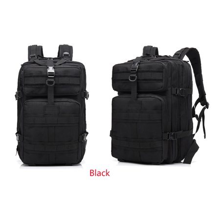 UBesGoo 45L Military Large-Capacity Camouflage Backpack Men Waterproof Army Bags Unisex Nylon Durable Military Work Gear Bag