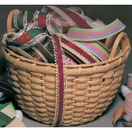 Blue Ridge Basket Kits, Grans Cotton Basket, 9-1/2