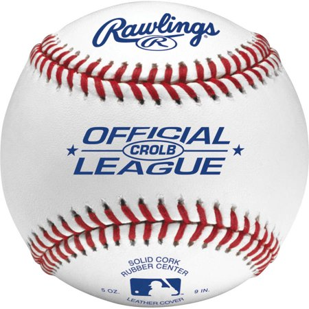 Rawlings Baseball  (Singles) Ages 10 & Under CROLB