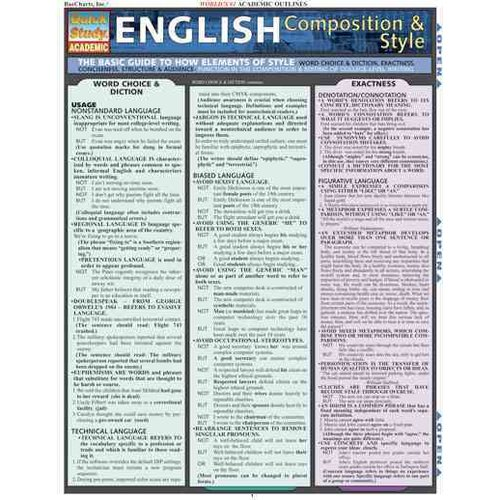 English Composition and Style