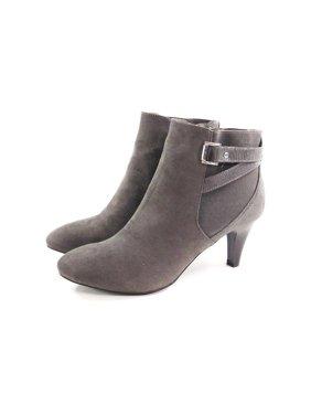 c506037fe38da Product Image Karen Scott Womens Majar Fabric Closed Toe Ankle Fashion Boots