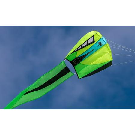 Prism Bora 5 Single Line Kite, Jade