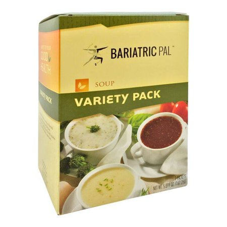 Variety Pack Diet Protein Soup (7/Box) - (Best Soups For Liquid Diet)
